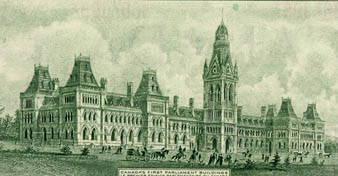 Original Parliament Buildings